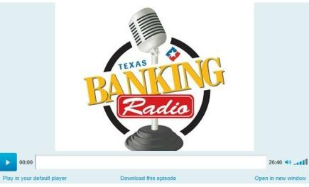 Texas Banking Radio