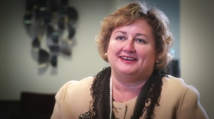 OneBeacon Technology's SVP & Chief Underwriting Officer Mary Fisk-Bieker